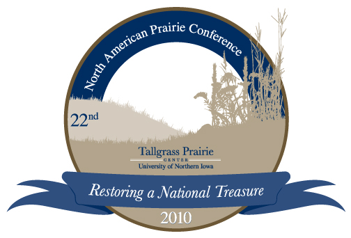 22nd North American Prairie Conference logo