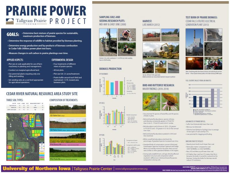 Prairie Power Project Poster