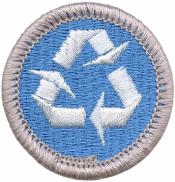 Environmental Science Merit Badge Patch