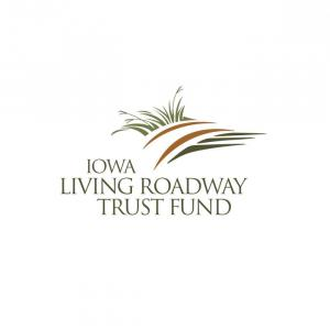 Iowa Living Roadway Trust Fund logo