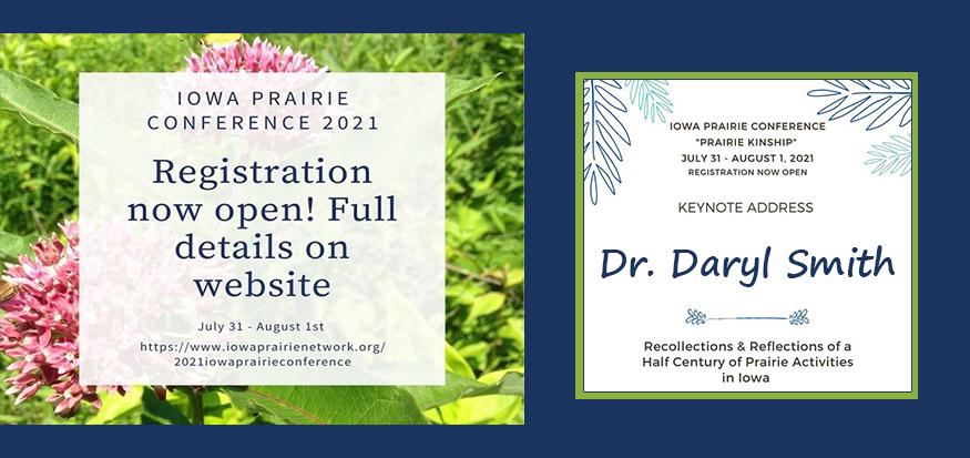 Iowa Prairie Conference registration